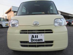 ダイハツ タント ワンダフルセレクション WエアB ABS スマートキー CDコンポ 左パワースライドドア ベンチシート プライバシーガラス タイミングチェーン 走行69900キロ 取説記録簿