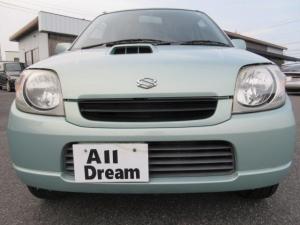 スズキ Kei N-1 K6Aツインカムターボ WエアB ABS キーレス CDコンポ プライバシーガラス タイミングチェーン 走りの5速 走行66000キロ 記録簿 後期型
