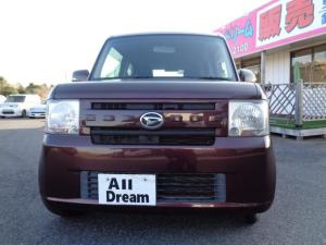 ダイハツ ムーヴコンテ L 14インチ WエアB ABS スマートキー CDコンポ ベンチシート プライバシーガラス エコアイドル アイドルストップ タイミングチェーン 走行66000キロ 後期型