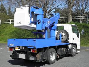 いすゞ エルフトラック 高所作業車 アイチSS10A