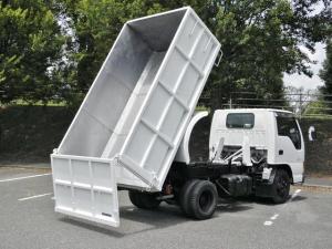いすゞ エルフトラック  深ダンプ ステンレス貼り 1600kg