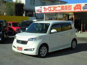 トヨタ bB Z エアロパッケージ