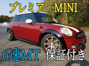 MINI 車高調 追加メーター レカロ2脚 スポーツマフラー