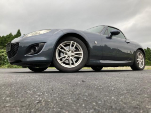 マツダ ロードスター RS RHT 車高調 8点ロールバー モモステアリング エスクレートフルバケ左右