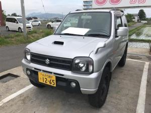 スズキ ジムニー XC 4WD 5速マニュアル