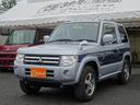 三菱/パジェロミニ XR 2WD オートマ 電動格納ミラー キーレス