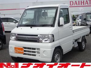 三菱 ミニキャブトラック VX-SE メッキグリル ウッドパネル 5MT AC PS