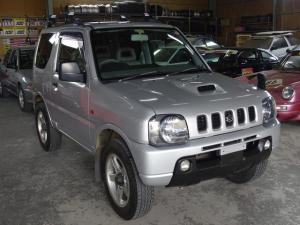 スズキ ジムニー XC 5速MT 4WD ターボ 修復無
