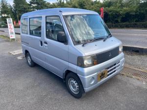三菱 ミニキャブバン CD 4WD ハイルーフ 5速