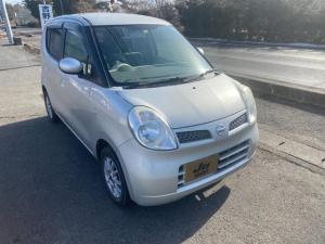 日産 モコ E 2WD スマートキー 車検令和4年4月22日迄