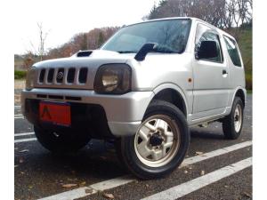 スズキ ジムニー XL 4WD 4速AT ターボ 新品シートカバー取り付け済み