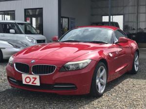 BMW Z4 sDrive23i ETC ナビ ドラレコ オープン