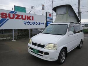 ホンダ ステップワゴン デラクシーR フィールドデッキ HDDナビ タイヤ4本新品