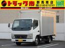 三菱ふそう/キャンター 2t積・アルミバン標準10尺・ラッシングレール1段