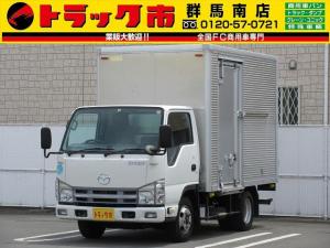 マツダ タイタントラック 2t積・アルミバン標準10尺・左サイドドア・5t未満