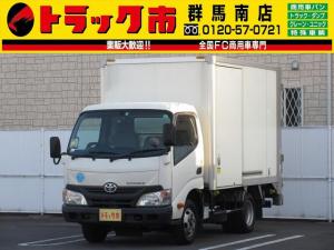 トヨタ トヨエース 2t積・パネルバン・パワーゲート600kg・サイドドア