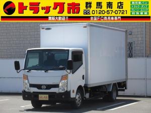 日産 アトラストラック 1.85t積・パネルバン・垂直パワーゲート・総重量5t未満