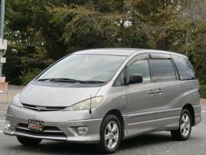 トヨタ エスティマT アエラス 4WD フロント カメラ DVDナビ