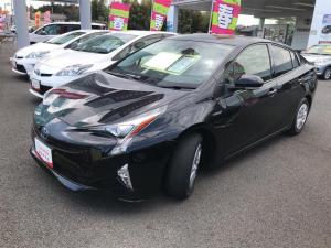 トヨタ プリウス Sセーフティプラス バックモニタ- 衝突被害軽減ブレ-キ