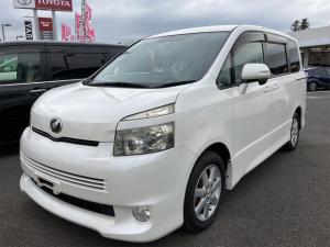 トヨタ ヴォクシー ZS Bカメ HIDライト ETC CD イモビライザー AC 3列シート