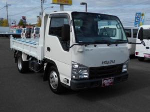 いすゞ エルフトラック 3.0ダンプ フルフラットロー ディーゼルターボ 5MT