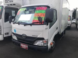 トヨタ ダイナトラック アルミバン トラック AC AT TV ナビ