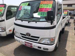 トヨタ ダイナトラック トラック エアコン AT 修復歴無 ホワイト 記録簿