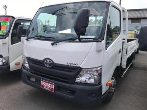 トヨタ ダイナトラック 3.5トン AC MT 修復歴無 ETC ホワイト