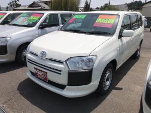 トヨタ サクシード UL-X アイドリングストップ ワイヤレスキー 電格ミラー