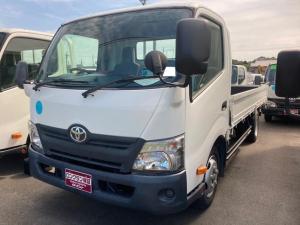 トヨタ ダイナトラック  ワイドロング AC AT 修復歴無 ETC ホワイト