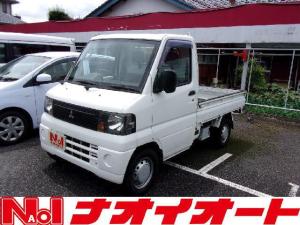 三菱 ミニキャブトラック Vタイプ 4WD 5速マニュアル