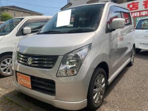 スズキ ワゴンR リミテッドII オートライト CD ABS AC インテリキ-