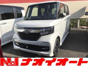 ホンダ N-BOX カスタム G・Lホンダセンシング バックカメラ ETC付
