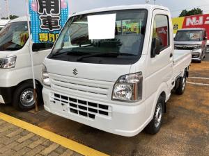 スズキ キャリイトラック KCエアコン・パワステ 4WD AC MT
