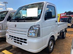 スズキ キャリイトラック KCエアコン・パワステ農繁仕様 4WD 届け出済み未使用車 軽トラック エアコン パワーステアリング