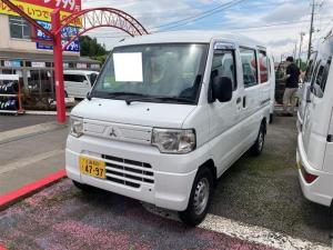 三菱 ミニキャブバン CD AC AT 修復歴無 軽バン 両側スライドドア ホワイト