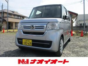ホンダ N-BOX L 車検R6年3月  キーフリー 届出済み未使用車