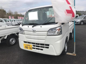 ダイハツ ハイゼットトラック スタンダードSAIIIt 4WD AC AT 修復歴無