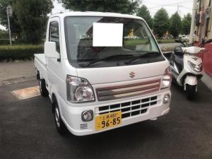 スズキ キャリイトラック KX 4WD AC MT 軽トラック オーディオ付