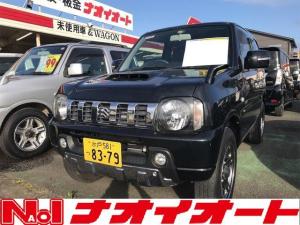 スズキ ジムニー クロスアドベンチャー 4WD 5速マニュアル