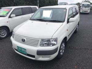 トヨタ サクシードバン UL Xパッケージ 商用車 AC オーディオ付
