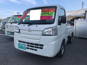 トヨタ ピクシストラック スタンダード 4WD AC AT 修復歴無 軽トラック ETC