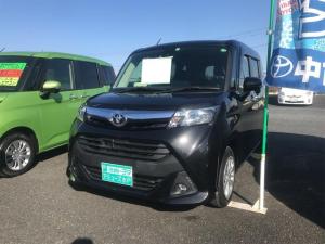 トヨタ タンク G-T 両側電動ドア シートヒーター 衝突軽減装置 クルコン スマートキー
