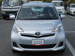 トヨタ ラクティス G スマートストップセレクション 1.3G スマートストップセレクション ナビ ETC・プッシュスタート低走行車