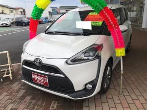 トヨタ シエンタ G 誤発進抑制 車線逸脱防止 両電動ドア Bモニタ