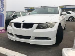 BMW 3シリーズ 320i フロントエアロ 社外アルミ パワーシート