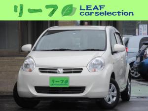 トヨタ パッソ X ユルリ /ベンチシート/スマートキー/ETC