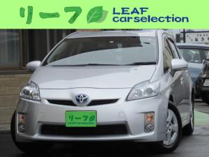 トヨタ プリウス S ウェルキャブ助手席リフトUPシートA/SDナビ/Bluetooth/バックカメラ