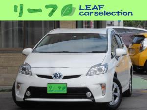 トヨタ プリウス S /純正SDナビ/フルセグ/Bluetooth