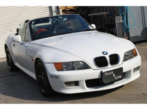 BMW Z3ロードスター 2.0 ブラックホイール ETC